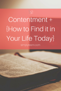 faith based living contently