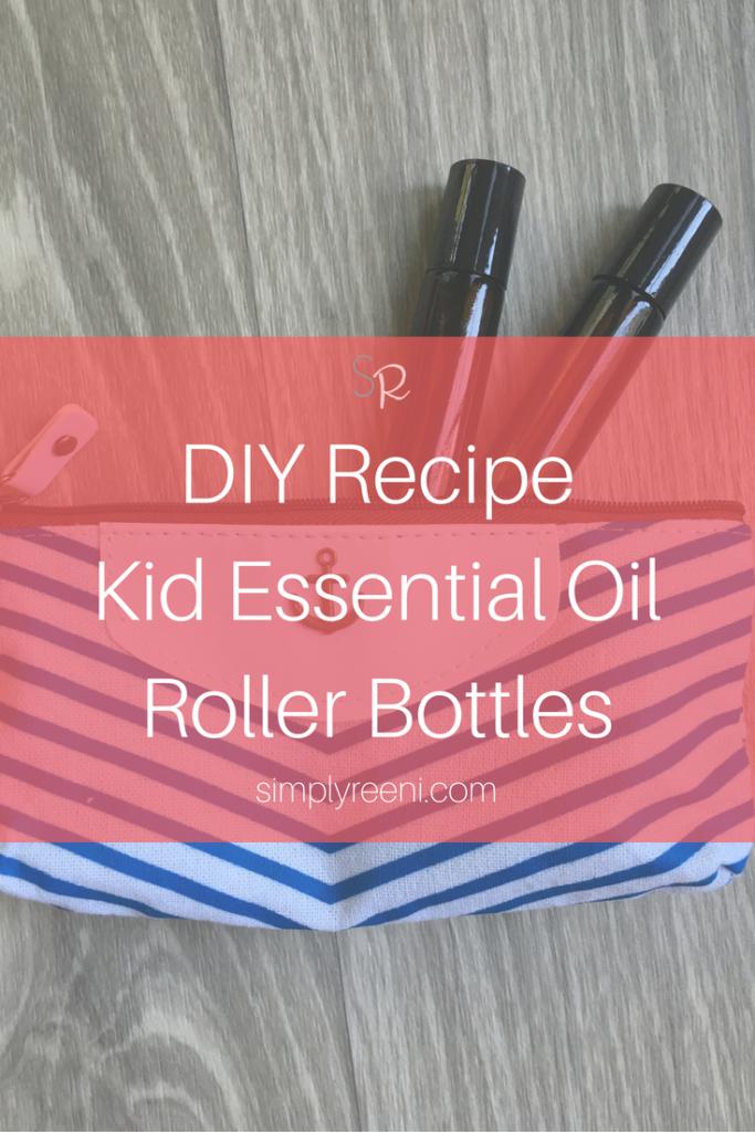 kids essential oils roller bottles