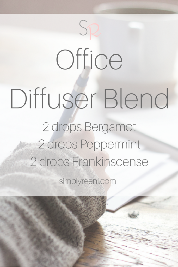 office diffuser blend