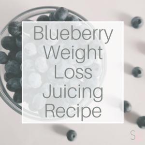 Weight Loss Juicing Recipe