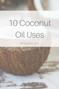 10 coconut oil uses