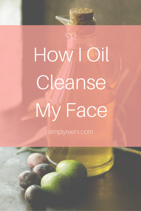 oil cleanse my face