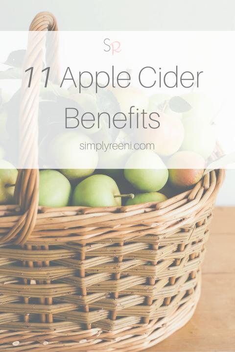 apple cider vinegar benefits