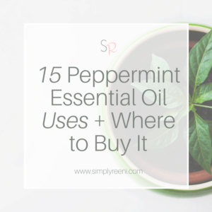 peppermint essential oil where to buy it