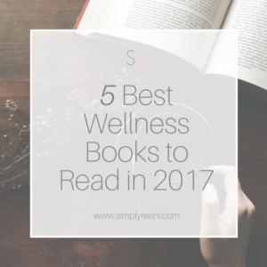5 Best wellness books to read