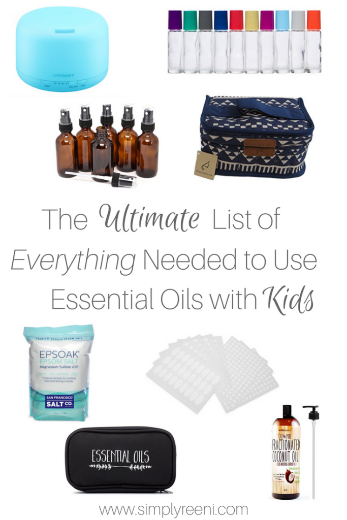 Ultimate List of EO with Kids