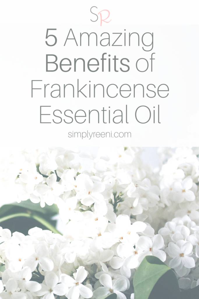 5 amazing benefits of frankincense essential oil