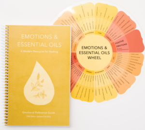 emotions and essential oils book