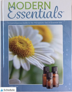 modern essentials essential oil book
