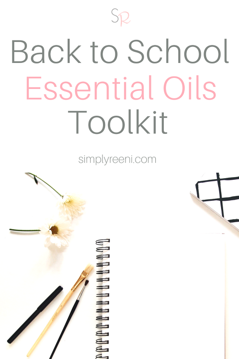 Back to School Essential Oils Toolkit