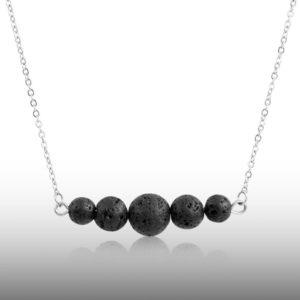 diffuser necklace lava