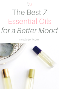 The best 7 essential oils for a better mood post