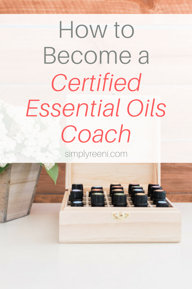 How to become a certified essential oils coach post