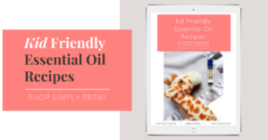 POPULAR KID FRIENDLY essential oil recipes