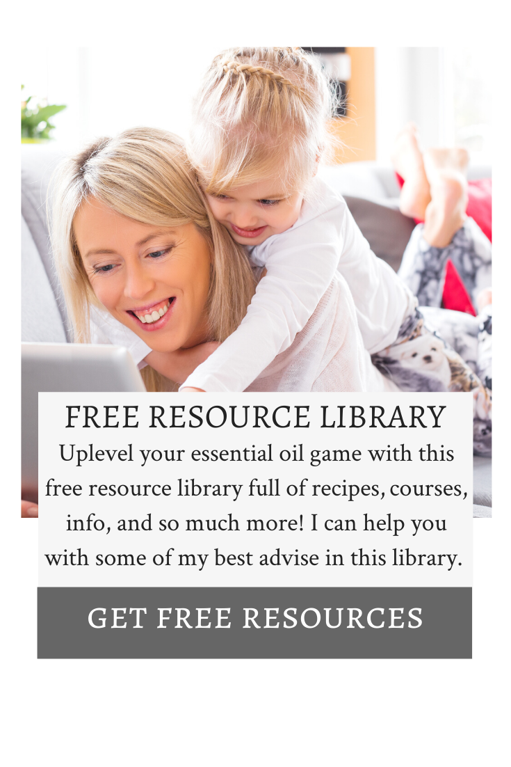 Free Essential Oil Resource Library