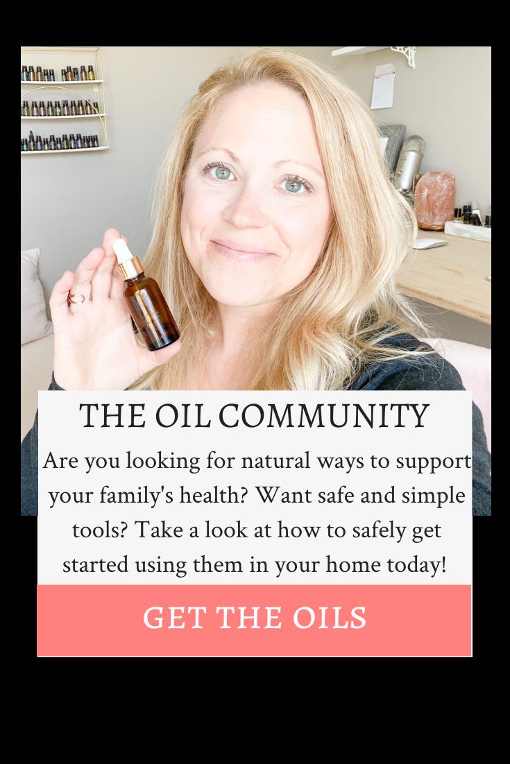 Get essential oils