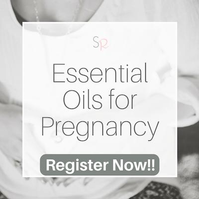 Essential oils for pregnancy webinar
