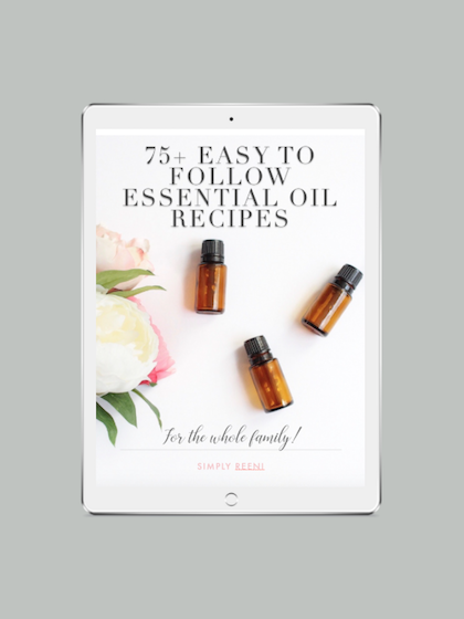 75+ Easy to Follow Essential Oil Recipes for the whole family